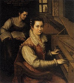 Lavinia Fontana - Self-Portrait at the Spinet - WGA07985.jpg