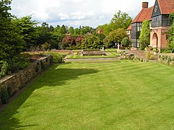 Lawns at Royal Horticultural Society Garden, Wisley