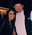 Layla with Paul Billets.jpg