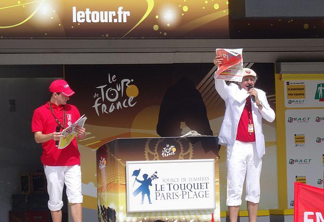 Le Touquet-Paris-Plage - Tour de France, étape 4, 8 juillet 2014, départ (A19).JPG