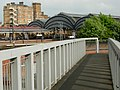 Leeman Road footbridge, York - geograph.org.uk - 830250.jpg