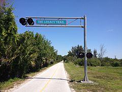 Legacy Trail (Florida) - Wikipedia on sarasota legacy trail bike, sarasota county bicycle map, venetian waterway park trail map, sarasota biking map, withlacoochee trail map, sarasota and venice map, sarasota county road map, pinellas bike trail map, suncoast trail map, sarasota florida map, venetian waterway trail venice fl map, florida waterways map, sarasota bayfront park map, sarasota legacy trail miles, sarasota florida bike trails, sarasota lido beach map, sarasota siesta key public beach map, venice fl local map, sarasota gov bike map,