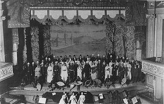 Leo, the Royal Cadet - Leo the Royal Cadet, The Grand Theatre (Kingston, Ontario) Kingston, Ontario Jun 3-5 1915