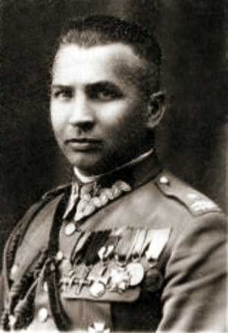 Leopold Okulicki - Okulicki in the Second Republic