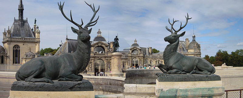 File:Les deux cerfs de Chantilly.JPG
