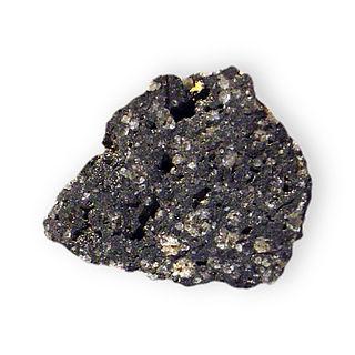 Leucite Potassium and aluminium tectosilicate mineral