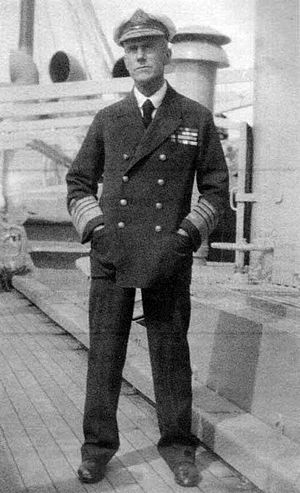 Lewis Bayly (Royal Navy officer) - Admiral Sir Lewis Bayly, 1915