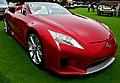 Lexus LF-A Roadster Concours dElegance 2008 01.jpg