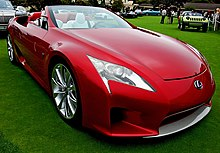 https://upload.wikimedia.org/wikipedia/commons/thumb/8/83/Lexus_LF-A_Roadster_Concours_dElegance_2008_01.jpg/220px-Lexus_LF-A_Roadster_Concours_dElegance_2008_01.jpg