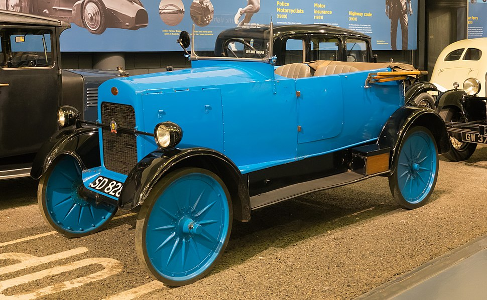 Leyland Trojan tourer 1924