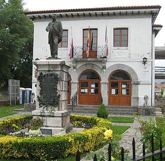 Liendo - Liendo's Town Hall.