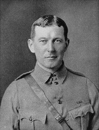 In Flanders Fields - Image: Lieut. Col. John Mc Crae, M.D