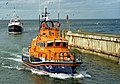 Lifeboat at Eyemouth (2) - geograph.org.uk - 621904.jpg