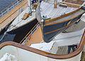 Lifeboat on Royal Yacht Britannia (6287134444).jpg