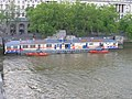 Lifeboat pier, Victoria Embankment WC2 - geograph.org.uk - 1282742.jpg