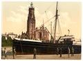 Lighthouse, Bremerhafen, Hanover (i.e. Hannover), Germany-LCCN2002713715.tif