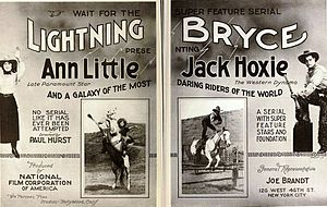 "Image result for Lightning Bryce Episode 14 -""Smothering Tides"" (1920)"