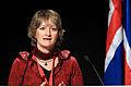 Line Barfod Enhedslisten (EL) Danmark. Nordiska radets session 2010.jpg