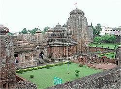 Lingaraj temple Bhubaneswar 11007.jpg