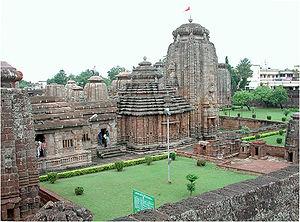 Lingaraj-Tempel in Bhubaneswar