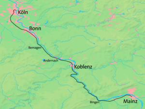 West Rhine Railway Wikipedia