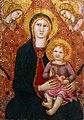 Lippo di Vanni - Vierge à l'Enfant en majesté.jpg