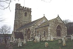 Litton Cheney, parish church of St. Mary - geograph.org.uk - 516491.jpg