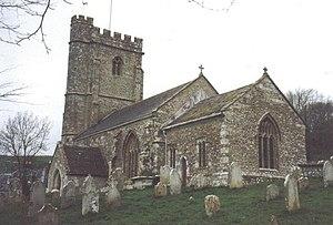 Litton Cheney - Image: Litton Cheney, parish church of St. Mary geograph.org.uk 516491