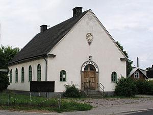 Salvation Army corps - A Salvation Army corps in Sweden