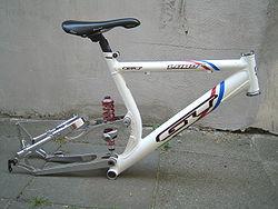 自転車の 自転車 ディスクブレーキ 台座 種類 : マウンテンバイクのフレームの ...