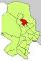 Localització de Son Serra-La Vileta respecte del Districte de Ponent.png