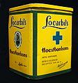 Locarbits Hoestbonbons blik, Lonka Breda, foto2.JPG