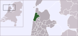 Location of Zijpe