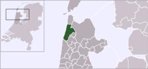 Callantsoog - Image: Locatie Zijpe
