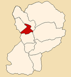 Location of the district Huaylas in Huaylas.png