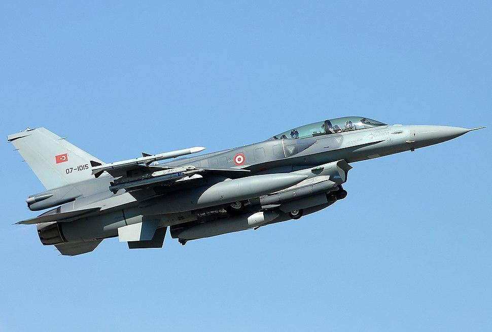 Lockheed Martin F-16D Fighting Falcon, Turkey - Air Force JP7156596