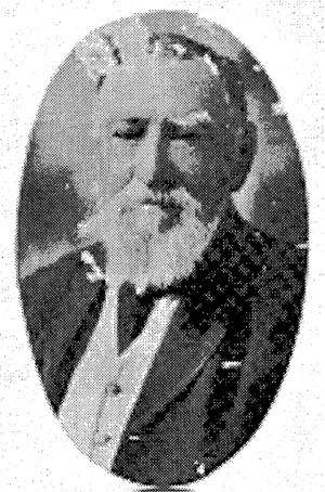 Lockier Burges (Australian politician) - Lockier Clere Burges Senior
