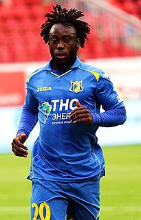Réginal Goreux Haitian footballer