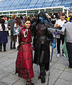 London Comic Con Oct 14 - Star Lord & Ronan (15440489449).jpg