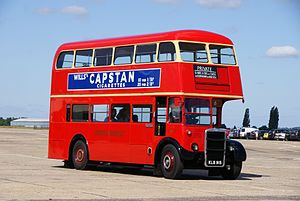 London Transport bus RTW185 (KLB 915), 2010 North Weald bus rally.jpg