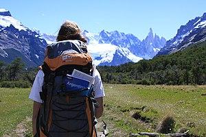 English: Los Glaciares National Park Español: ...