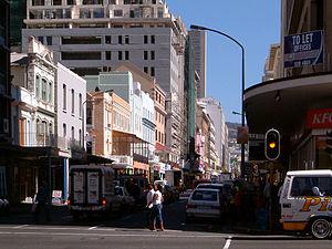 Long Street (Cape Town) - Image: Long Street (Cape Town)