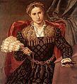 Lorenzo Lotto - Portrait of Laura da Pola - WGA13723.jpg