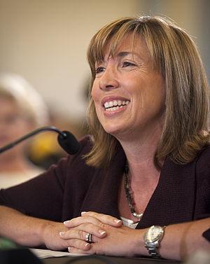 English: Lori Garver, nominee for Deputy Admin...