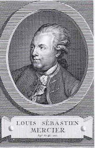 Louis-Sébastien Mercier - Image: Louis Sébastien Mercier