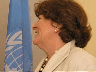 United Nations Security Council Resolution 1047 - Louise Arbour
