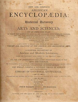 Low's Encyclopaedia - Low's Encyclopædia