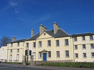 Hamilton Barracks - Low Parks Museum (incorporating the Regimental Museum of the Cameronians)