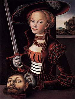 Lucas Cranach d. Ä. - Judith Victorious - WGA05720.jpg
