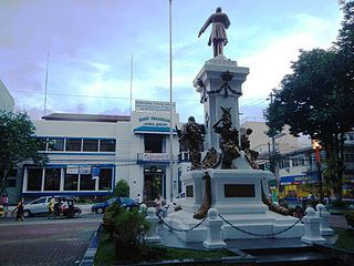 Lucban Municipality in Calabarzon, Philippines